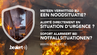 SERIS supports the be-alert project of the government