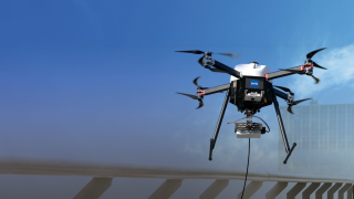 Scoop : SERIS Security leads the way in drone security in Belgium