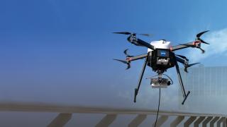PRIMEUR: SERIS Security à la barre de la protection par drones en Belgique
