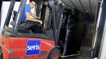 Transport de jour et de nuit par SERIS Logistics